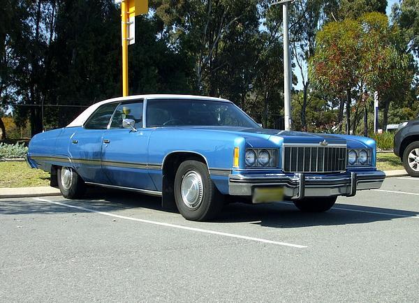 Chevrolet Caprice Classic