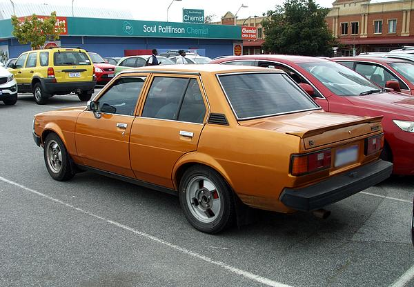 Toyota Corolla KE70 CS-X