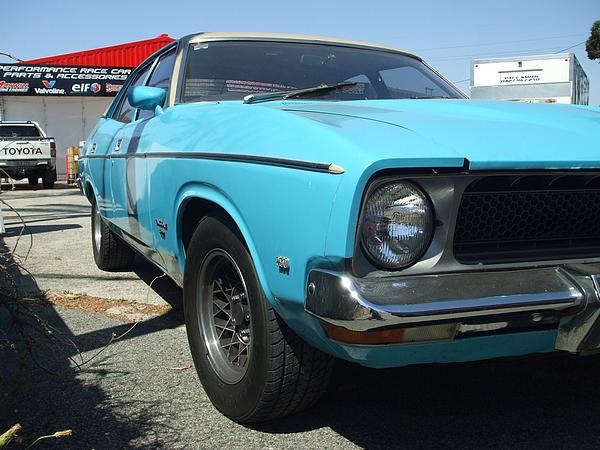 Ford XB Falcon 500