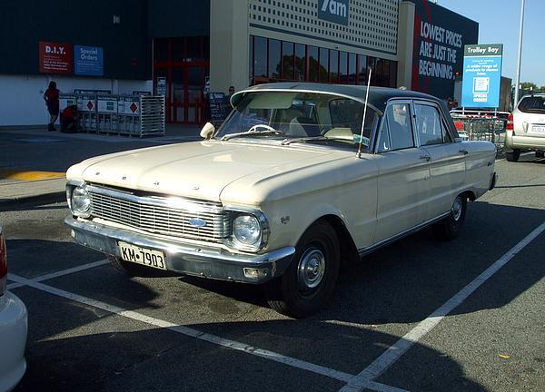 Ford XP Fairmont