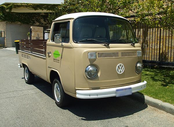 VW Kombi Ute