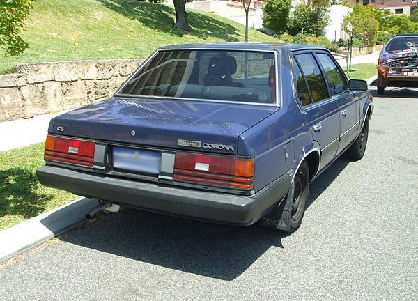 Toyota Corona CS