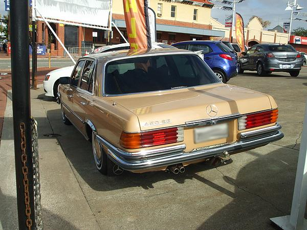 Mercedes 450SE. For Sale.
